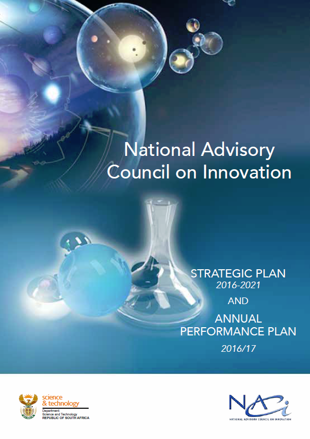 NACI 2016-2021 Strategic Plan & 2016/2017 Annual Performance Plan