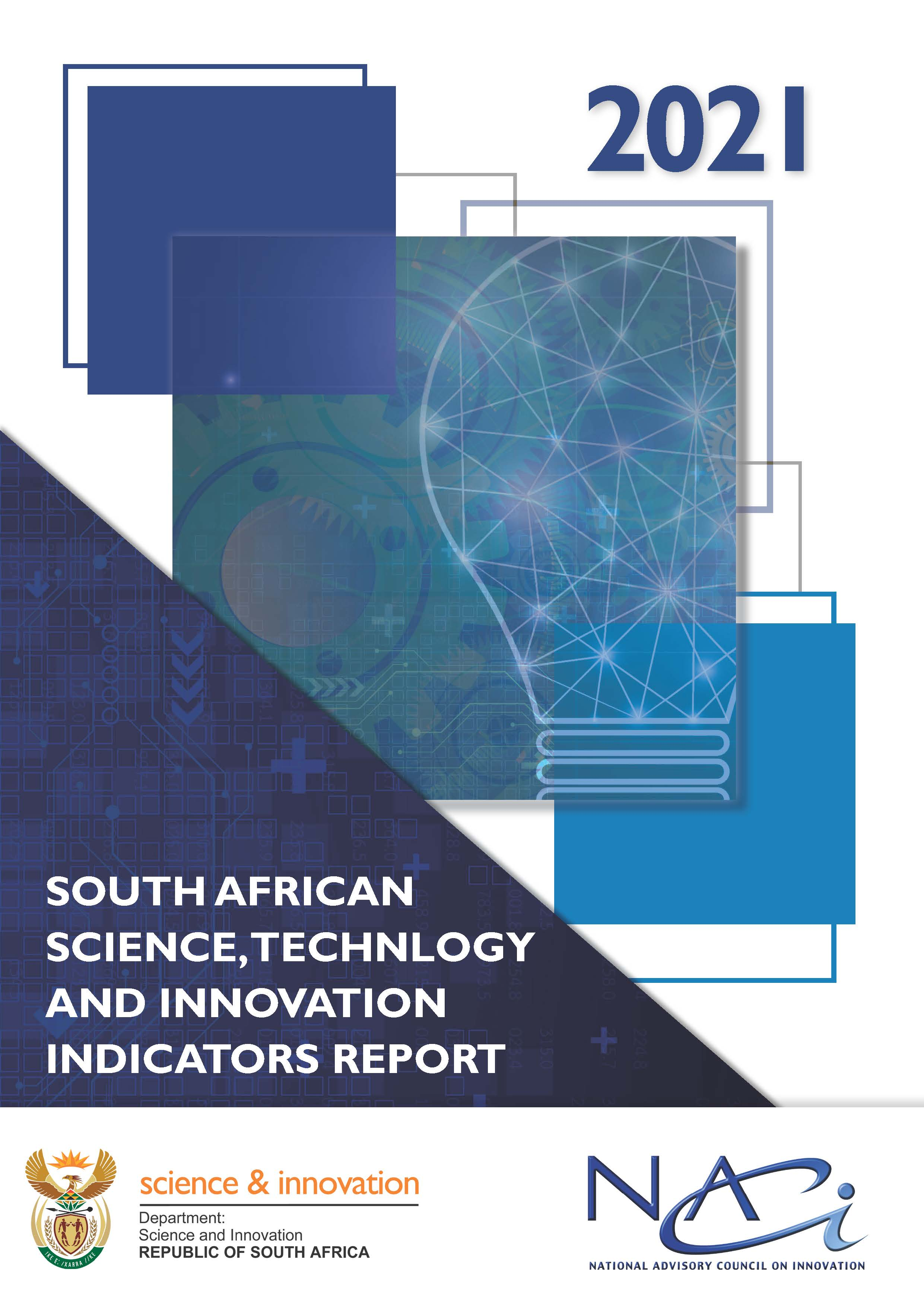 South African Science, Technology and Innovation Indicators Report 2021